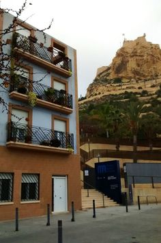 Alicante, Old town