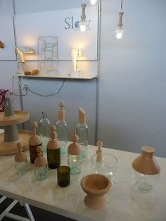 Slow (sustainable design made in Italy) at Maison & Objet