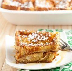 Texas French Toast Bake | AllFreeCasseroleRecipes.com