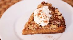 3 Delicious Pumpkin Recipes Pumpkin Pie Spice Pumpkin Pie Coffee Creamer (milk) Pumpkin Pie Overnight Oatmeal The Best Ever Pumpkin Pie + Pepernoten Crust (Ginger snaps)