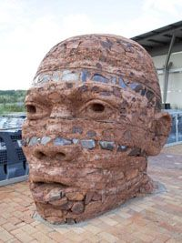 Angus Taylor, Layers of Mind and Metal, 2012.