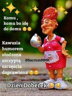 Man Humor, Good Morning, Funny, Cos, Facebook, Health, Polish Sayings, Night, Buen Dia