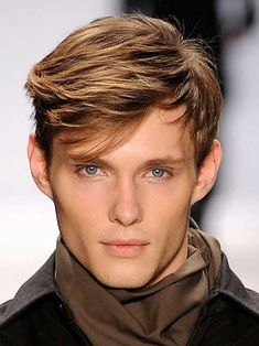 15 Guys with Straight Hair   Men Hairstyles