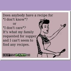 I need those #recipes too!