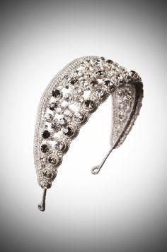 Beautiful Bridal Headdress. I want you.