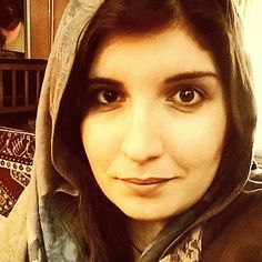 Selin Gören, who was attacked by three men in January in Mannheim where she works as a refugee activist
