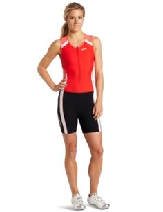 Zoot Sports Women's Performance Triathlon Racesuit (Poppy-Dawn Pink, Large):Amazon:Clothing