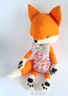 Minke the fox