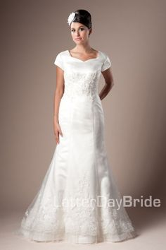 Adelpha - Wedding Dress Front