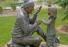 Vadas mártás sertéshússal | Nosalty Bronze Sculpture, Sculpture Art, Garden Sculpture, Amazing Street Art, Amazing Art, Best Funny Images, 17th Century Art, Unusual Art, Outdoor Sculpture