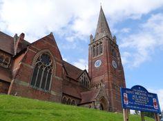 St. Michael & All Angels Church, Lyndhurst. www.bellinnbramshaw.co.uk