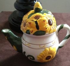 Emma Bridgewater Sample Sunflower Jug (one off) | ♥ Emma ...