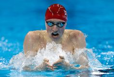 Max Litchfield of Great Britain competes in heat three of the Men's 400m Individual Medley on Day 1 of the Rio 2016 Olympic Games at the Olympic Aquatics Stadium on on August 6, 2016 in Rio de Janeiro, Brazil.