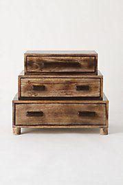 Dressers, Anthropologie and Retro dresser on Pinterest