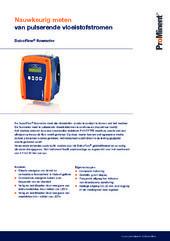 Measurement of pulsating flows