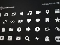 Some Slick icons!