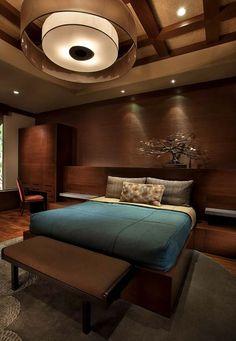Modernes Schlafzimmer im Jugendstil   Dekoration Stile   Pinterest ...