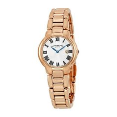 Raymond Weil Jasmine Ladies Watch - Rose Gold Tone * To view further for this item, visit the image link.