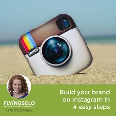 Everybody's talking about Instagram; it's the fastest growing social media platform, with over 75 million users logging on daily. So there's a good chance your customers (or future customers) are there.