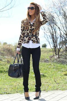 LOLA MANSÍL Fashion Diary: LEOPARDO