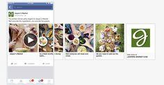 Carousel Ads nun mit 10 Bildern und Video