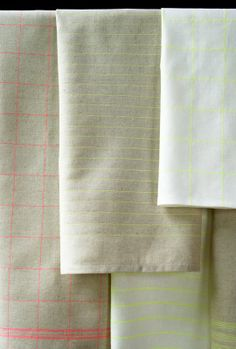 Sewing Project: Vintage Tea Towels