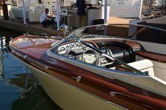 Riva #Yacht on display at the #MiamiBoatShow 2015, 12-16 Feb 2015. #luxury #ferretti #yacht #MadeInItaly #Mybs2015
