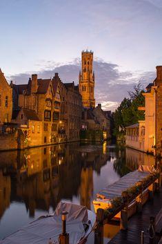 Bruges / Belgium (by AyaxAcme).