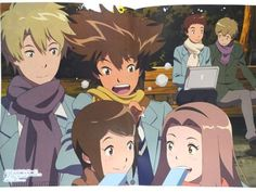 digimon adventure tri | Tumblr