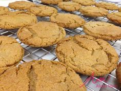 cookie recipes: molasses, chocolate chip (w/cream cheese), and sugar