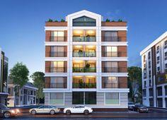 Gambar Apartemen | Lensa Rumah | Pinterest | Building elevation ...