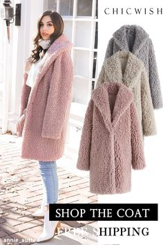 Free Shipping & Easy Return. Up to 30% Off. Feeling of Warmth Faux Fur Longline Coat. @annie_austen. #coats #cardigan #fauxfurcoat#cozyoutfit #outfit #womenfashion #clothing #warm #soft #winterdoutift #falloutfit #datingoutfit #partyoutfit #casualoutfit #womenclothing #coat #cardigan #clothing #womencoat