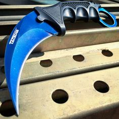 """Finally got one. Most awesome self defense weapon short of a gun. Great """"small of the back"""" blade!"""