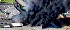 InfoNavWeb                       Informação, Notícias,Videos, Diversão, Games e Tecnologia.  : Incêndio atinge galpão em Guarulhos