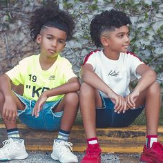 Image may contain: one or more people, shoes, child and outdoor Baby Boy Swag, Kid Swag, Cute Baby Boy, Cute Little Baby, Cute Kids, Cute Babies, Black Kids Fashion, Toddler Boy Fashion, Little Boy Fashion