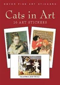 Cats in Art-tarrat 1,90