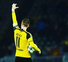 #Reus #BVB09 #Capitan #futbol #Alemania #2016