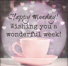 -x 'Lucindaaaa: Hello Monday!