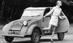 OG   1948 Citroën 2CV   1939 TPV Prototype