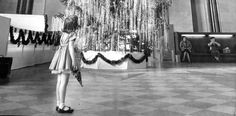 World-Herald archive photos tell the stories of holiday displays and traditions of yesteryear.
