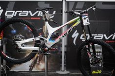 The 8 sexiest custom downhill mountain bikes of 2016...