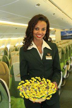 Ethiopian Airlines stewardess Beautiful Goddess, Beautiful Women, Ozark National Forest, Private Flights, Cabin Crew, Flight Attendant, Dark Beauty, First Nations, Ethiopia