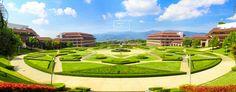 ม.แม่ฟ้าหลวง Mae Fha Laung University @ Chiang Rai, Thailand #fotobylinhping