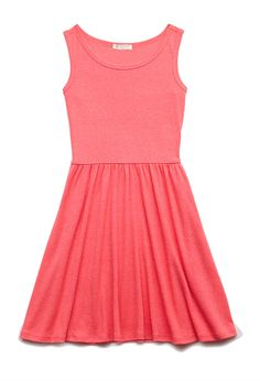 Sugartooth Babydoll Dress (Kids) | FOREVER21 girls - 2000089377