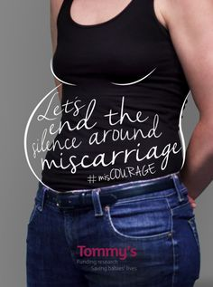 Miscarriage Awareness - new hope for anyone who has suffered