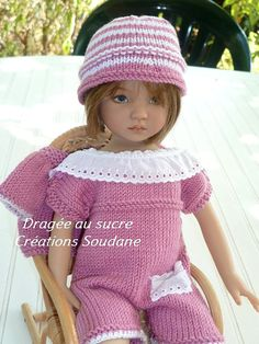 59. ENGLISH and french pdf Knitting Pattern TO DOWNLOAD by soudane