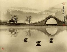 Landscape Photos That Look Like Traditional Chinese Paintings