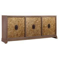 Hooker Furniture Melange Ari Console Table | from hayneedle.com