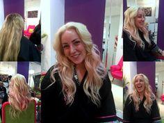 Let's go blonde and baby pink! #Sicodelica www.Sicodelica.com
