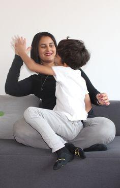 Elternsprechtag:  Probleme in der Schule (oder Kita) kratzen ja auch das Kind an. Wenn es an diesen Punkt kommt, an dem das Leben nicht mehr nur eitel Sonnenschein ist, dann braucht das Kind einen Platz, an dem es sich trotzdem immer noch so anfühlt: Mama!